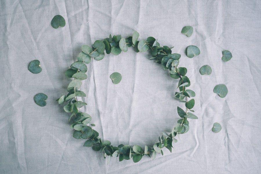 DIY eucaluptys wreath www.sandraandruben.com