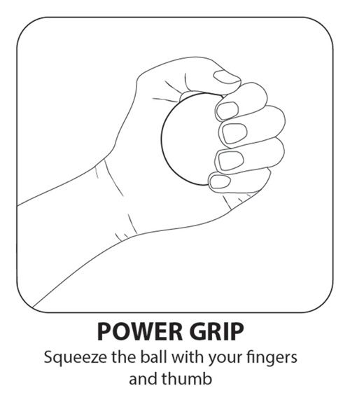 Hand Therapy Ball Exercises to Improve Fine Motor Skills ...