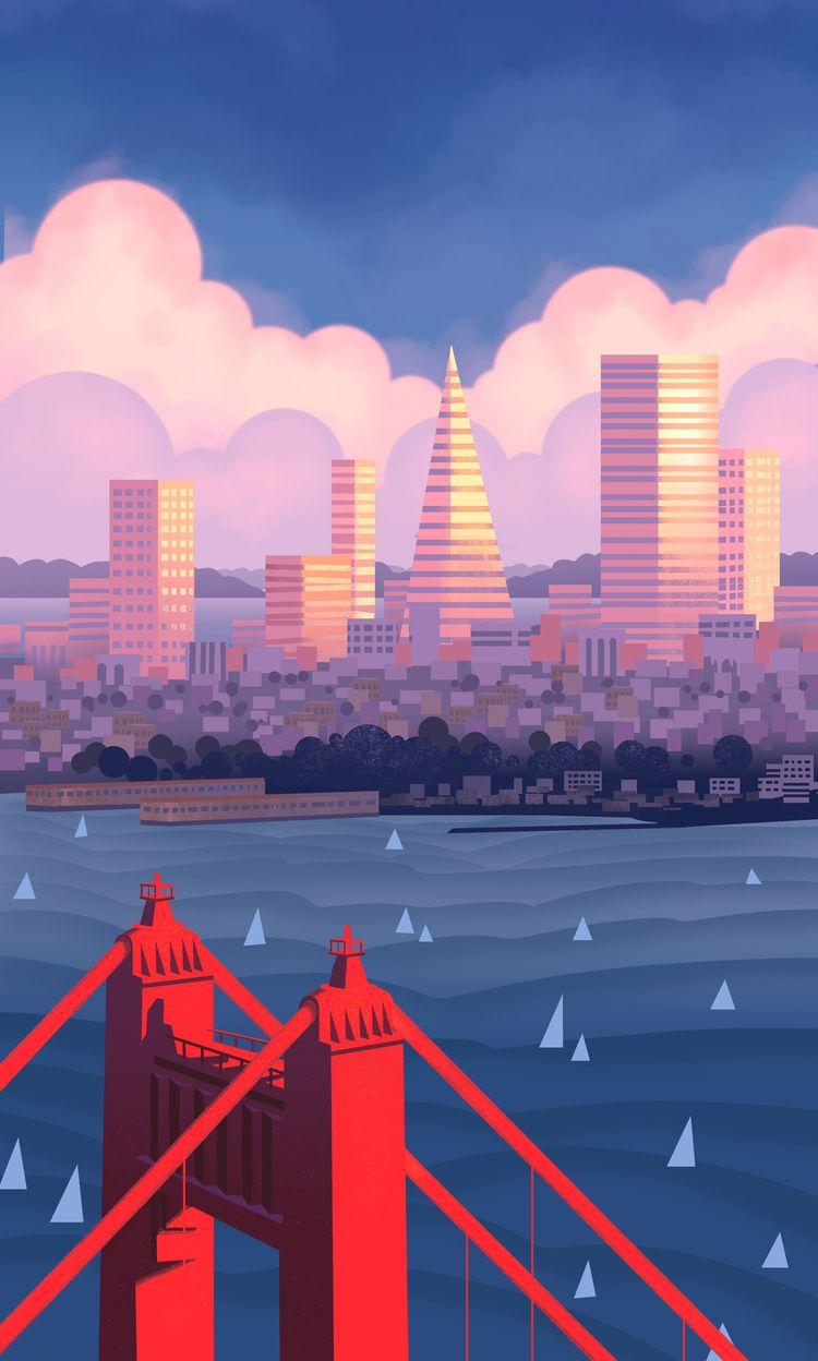 Mike Bear — San Francisco