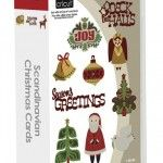 Scandinavian Christmas Cards Cricut Cartridge Scandinavian Christmas Christmas Cards Beautiful Christmas Cards