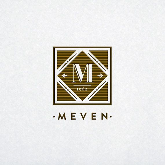 Logo Design | Monogram Logo | Boutique Logo | Modern Logo | Cafe Logo | Jewelry Logo | Photography Logo ♦ Hello and welcome to BY. ʕ•ᴥ•ʔ  An elegant yet simple monogram. This lovely logo is perfect for fashion, boutique, accessories, photography,art, handmade, jewelry and any retail business.♦ Hello and welcome to BY. ʕ•ᴥ•...