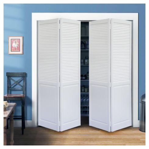 Gen rico puerta closet pino celos as blanca 91x200 cm - Armario ropa blanca ...