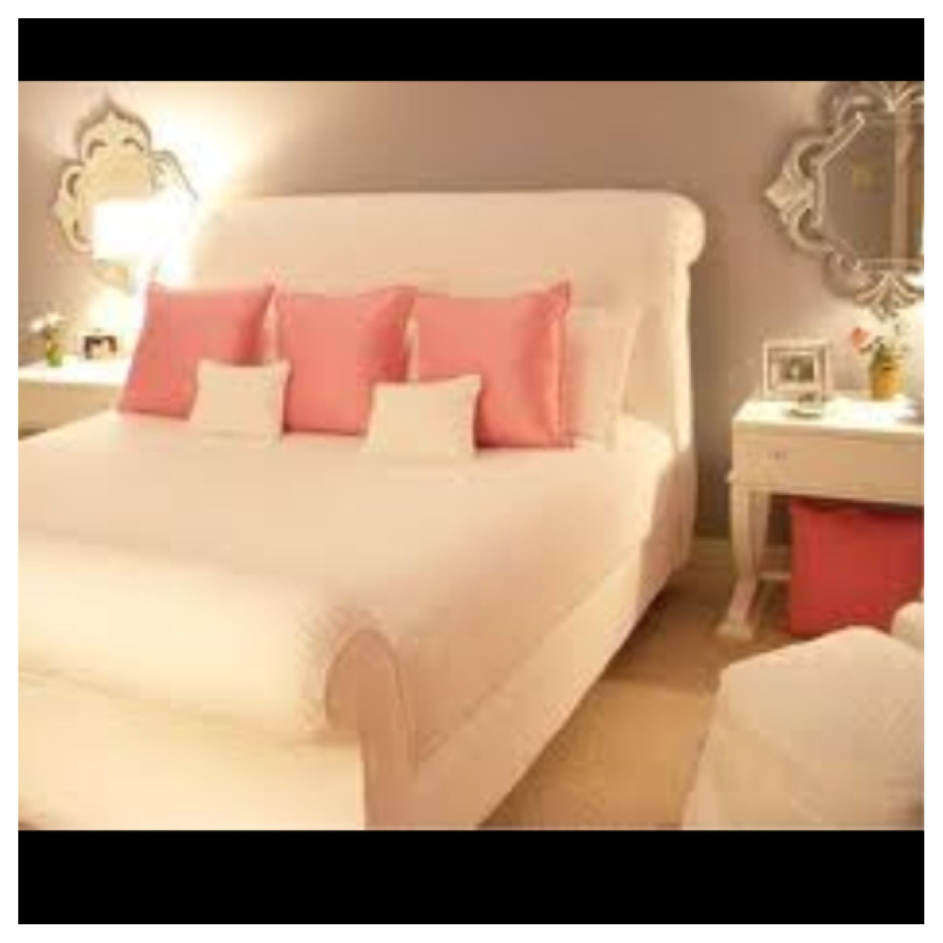 Pink Girly Bedroom Accessories: Room, Bedrooms And