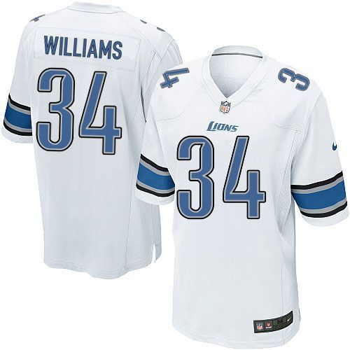 f4b75bbbe3e ... Road Jersey Sale Youth Nike Detroit Lions 34 Keiland Williams Limited White  NFL Jersey Sale Nike Bears ...