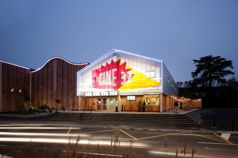 Gallery of cine 32 encore heureux architectes 2 architecture