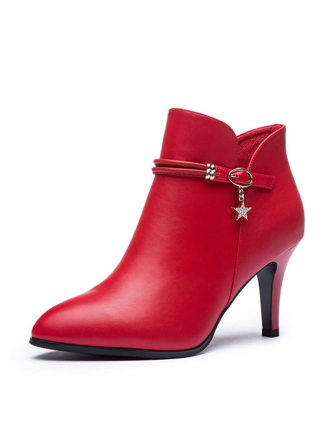 25++ Red ankle boots womens ideas ideas