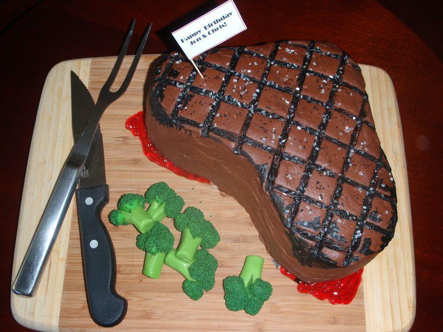 Steak Cake cooking ideas Pinterest Steak, Cake and ...