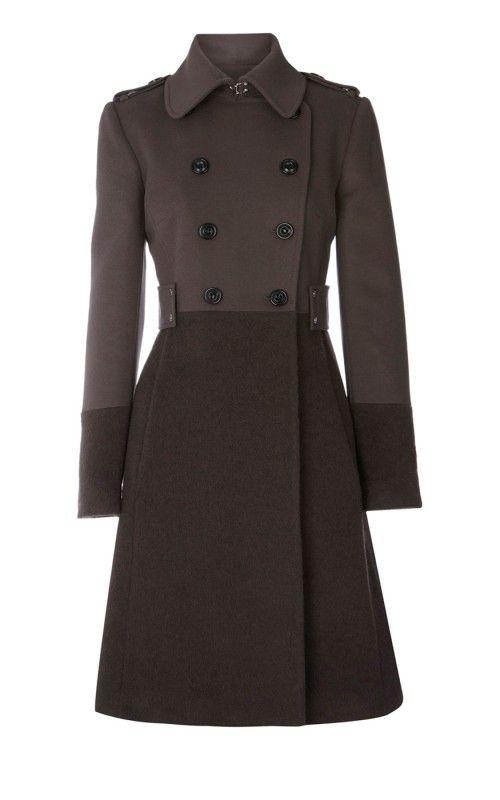 027d664bb8 Karen Millen Buttoned military jacket ~ETS  militaryjacket  karenmillen