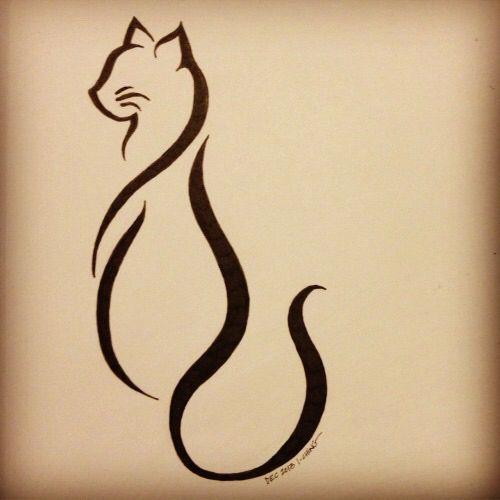 Cattoo Cat Tattoo Designs Cat Face Tattoos Pawprint Tattoo