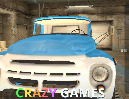 Russian Car Driver Zil 130 Crazy Games Car Games Car And Driver