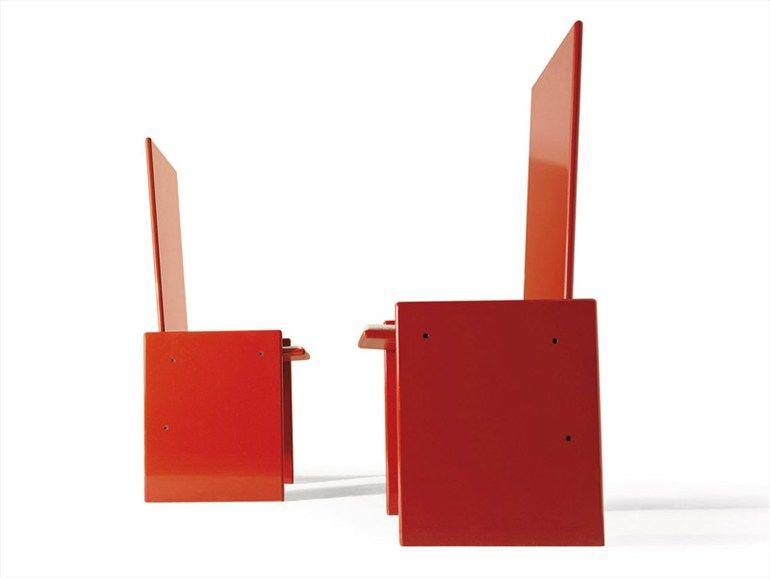 Sedie Schienale Alto Design : Poltrona imbottita in tessuto con schienale alto inside xl
