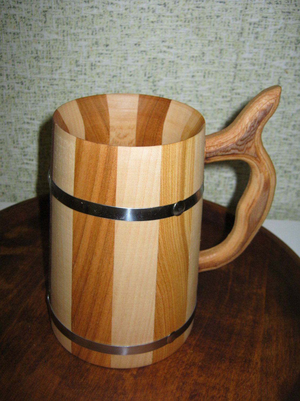 wooden beer barrel chairs hanging nest chair jysk mug stuff for makin 39 pinterest