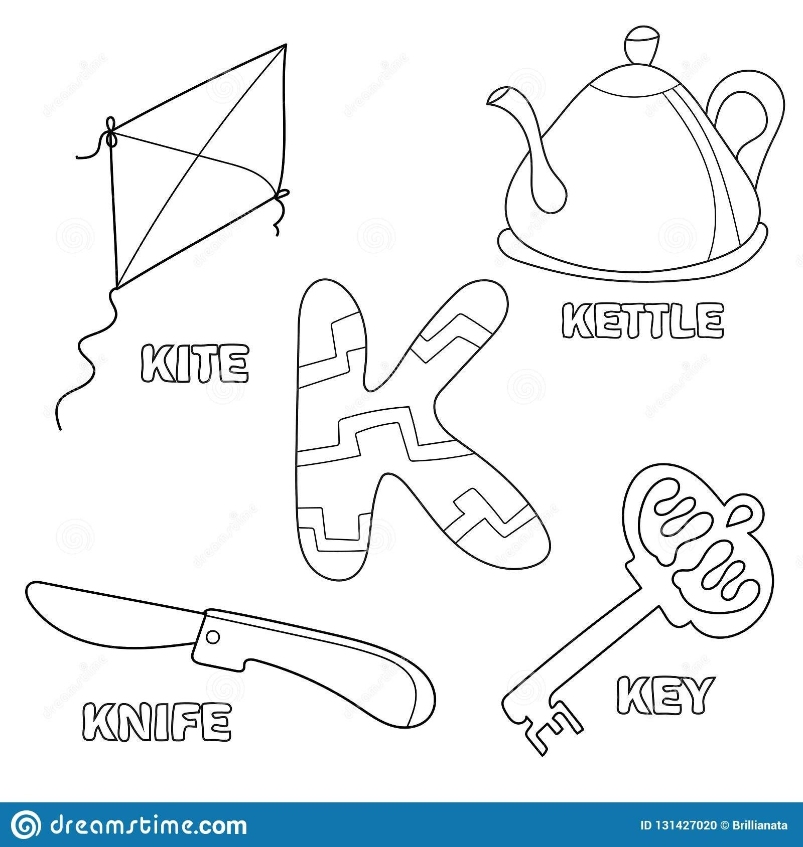 Letter K Worksheet Preschool Letter K Worksheets In