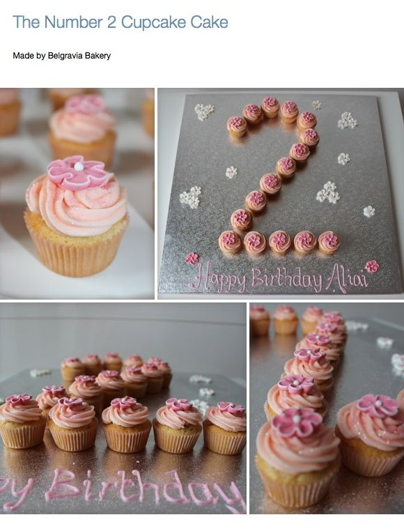 Cupcakes In Shape Of 2