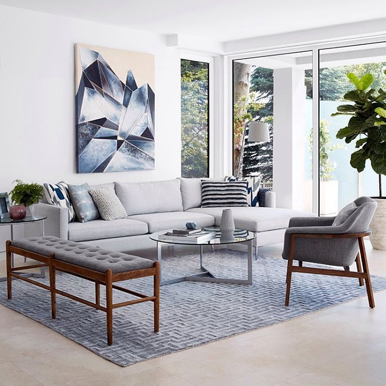 Small Living Room Ideas For More Seating And Style: Designer Brian Gluckstein's Home Collection. Show Us How