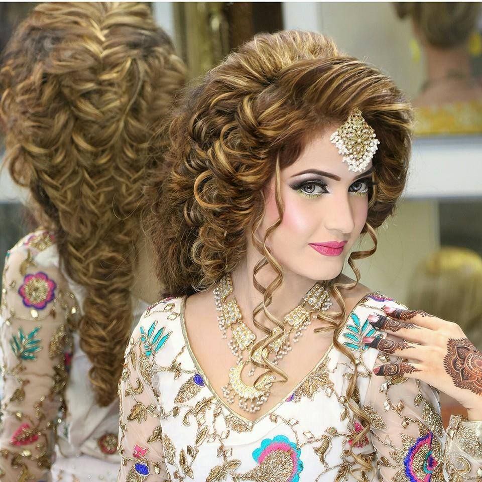 Wedding Hairstyles And Makeup: Makeup By Kashee 's Beauty Parlour