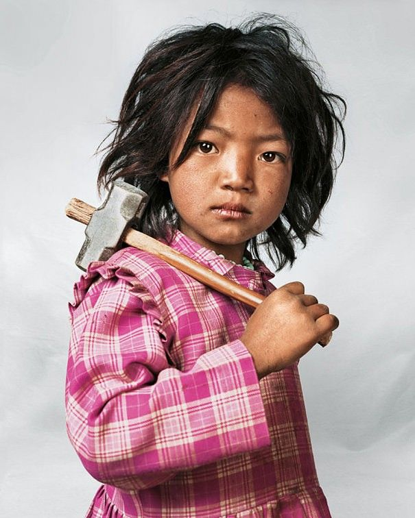 16 Children And Their Bedrooms From Across The World. Extremely Eye Opening!