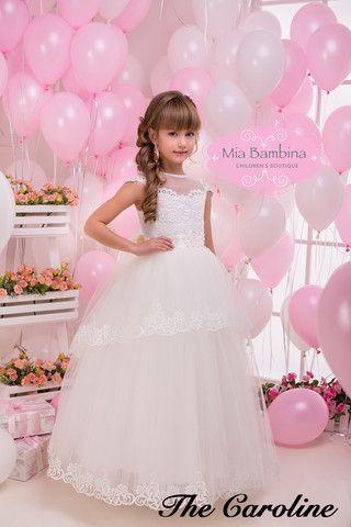 d506074916e8 Caroline - Mia Bambina Boutique