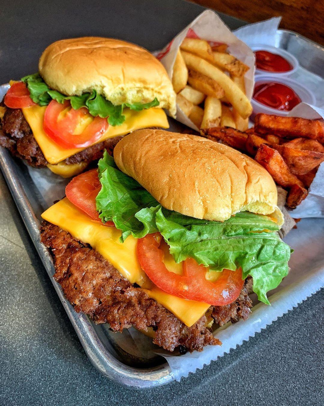 Pin on The American Hamburger