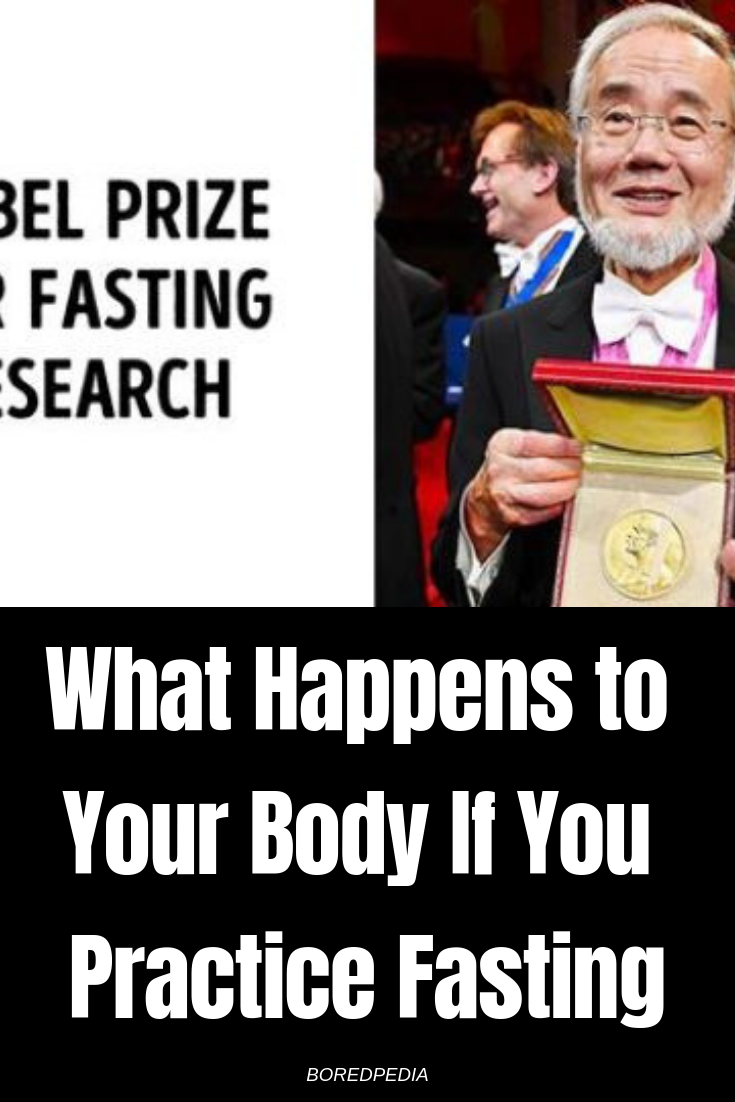 What happens to your body if you practice fasting health healthy fitness