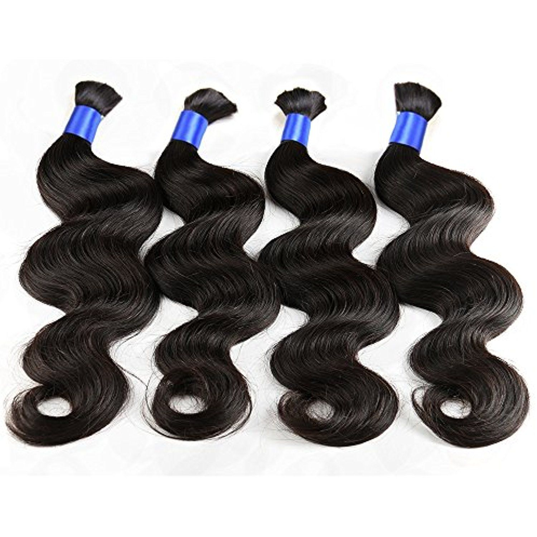 New grade a micro mini braiding hair brazilian bulk hair for