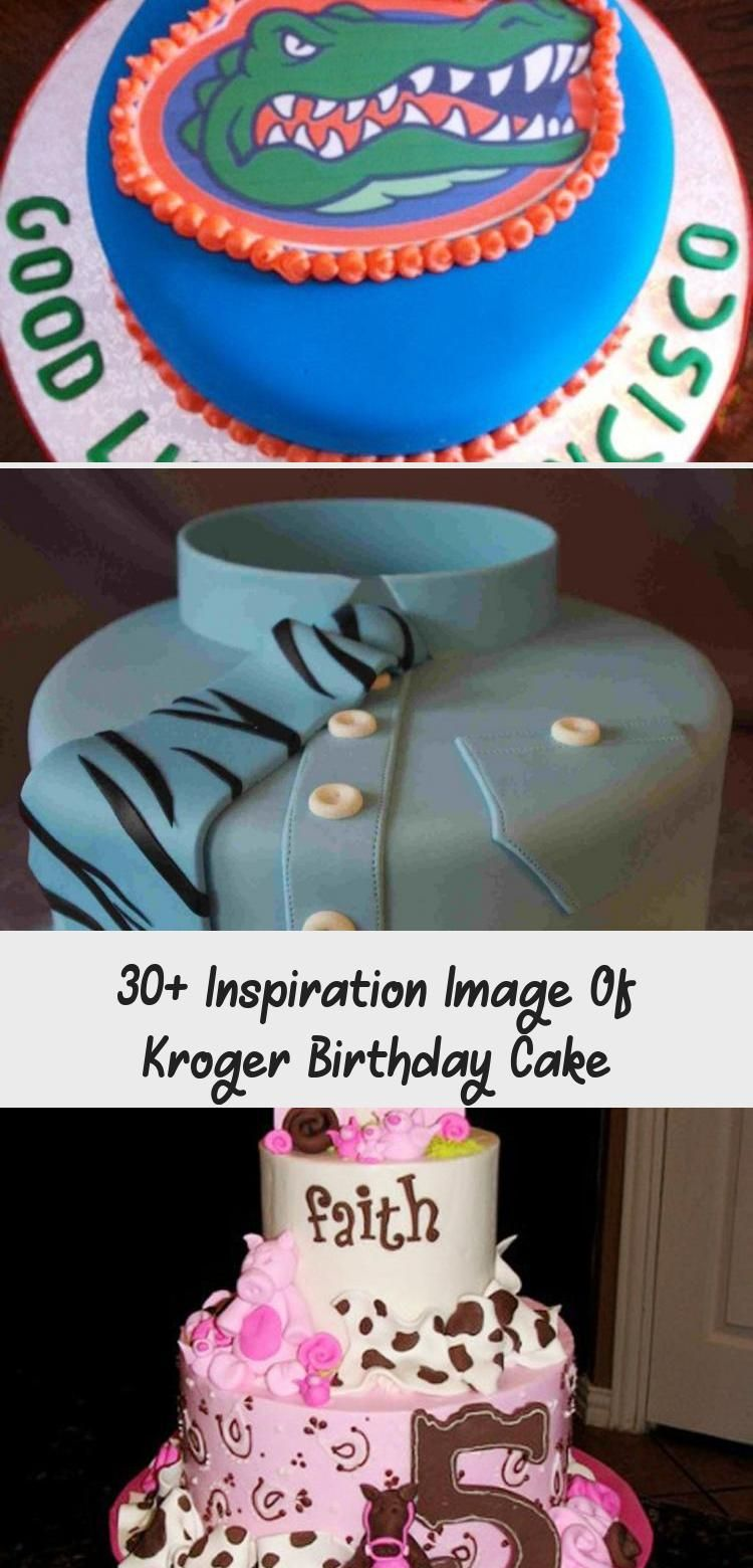 30+ Inspiration Image Of Kroger Birthday Cookie cake