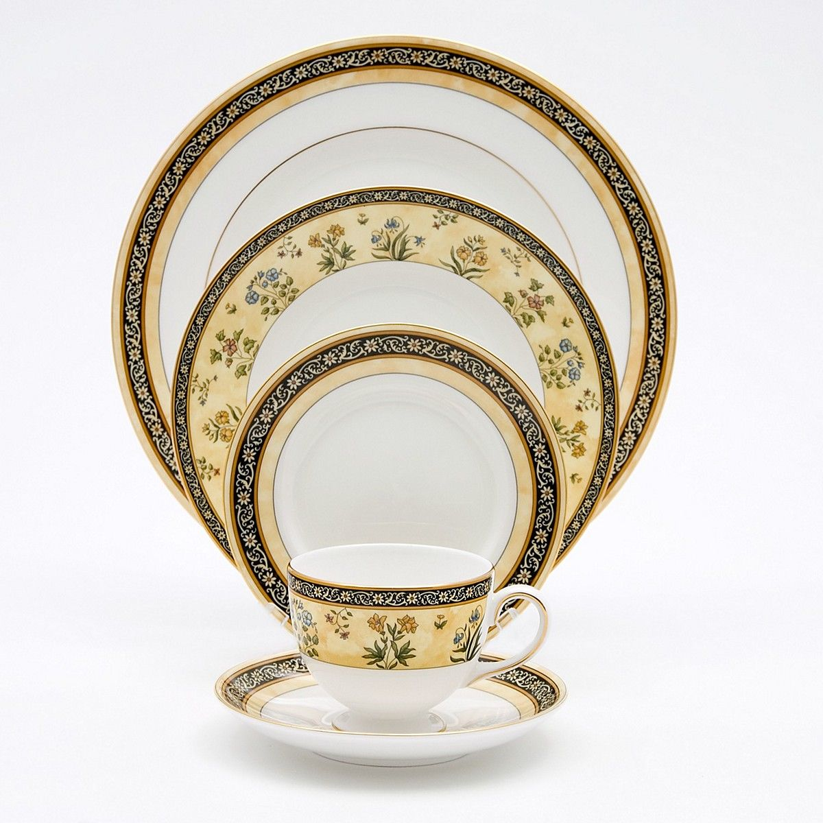 Wedgwood India Dinnerware Bloomingdale S With Images Tea Cups