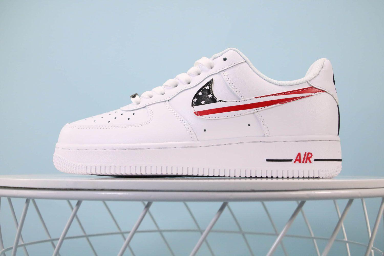 Nike Sportswear Air Force 1 07 L.V.8 3 Leaves Graphics