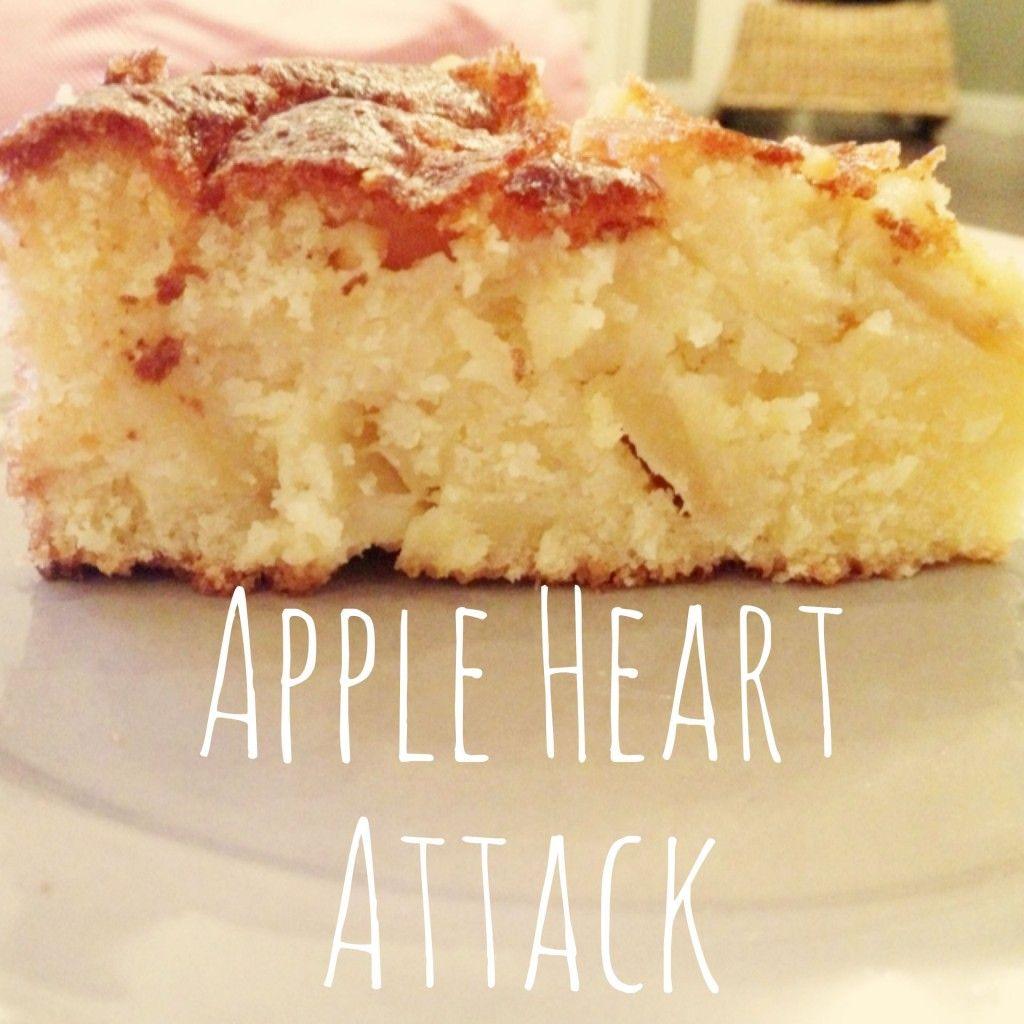 Le Gateau Au Yaourt Aux Pommes Aux Amandes Gateaux Et Desserts