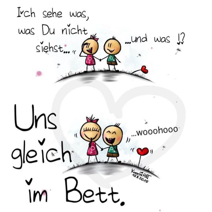 #Bett #gleich #Ich #nicht #sehe #siehst #Spruch #und #uns #waswas        Ich #sehe was,was du nicht siehst. …und was !? #Uns gleich im #Bett.  #spruchdestages ✅