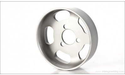 Integrated Engineering Lightweight Billet Water Pump Pulley For 12v Vr6 Engines Water Pumps Vr6 Engine