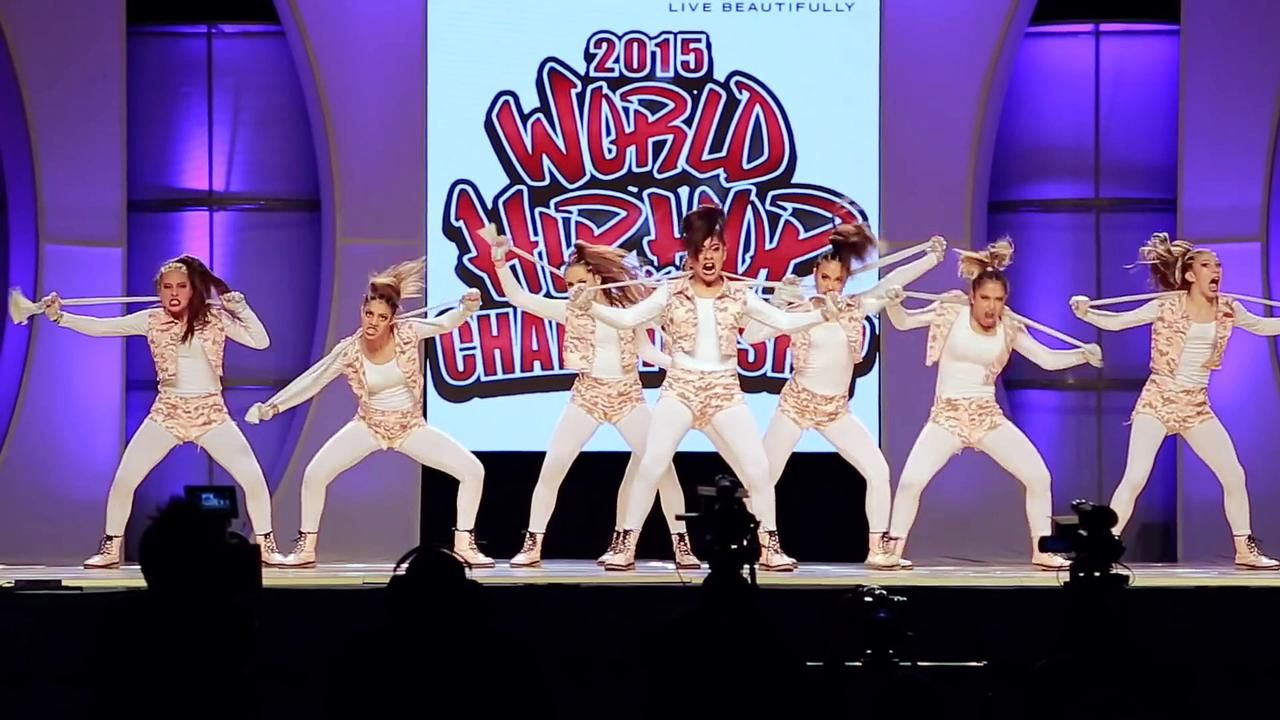 where is royal family dance crew from