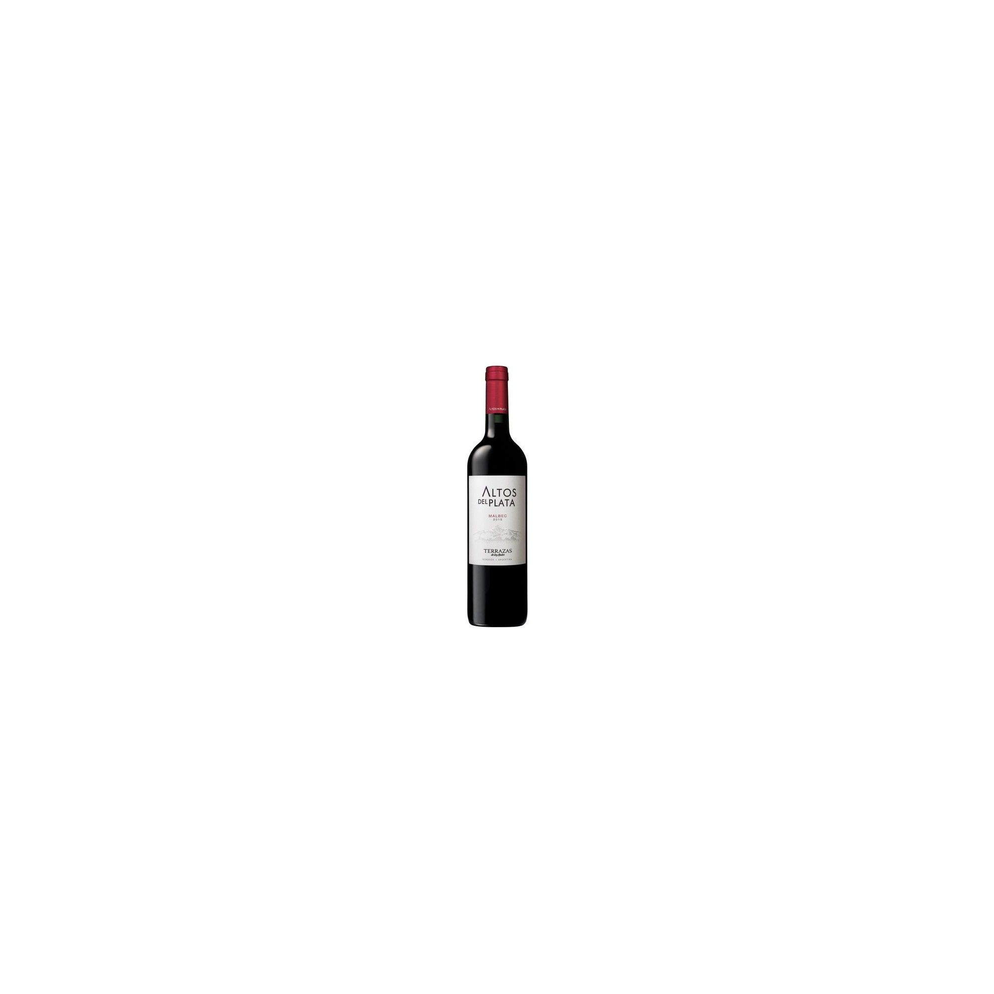 Terrazas De Los Andes Alto Malbec Red Wine 750ml Bottle En