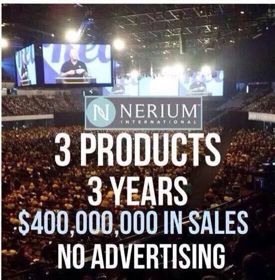Nerium is about to explode & you'll want to be in before it does! Now is the time!  http://marciasmiracle.nerium.com