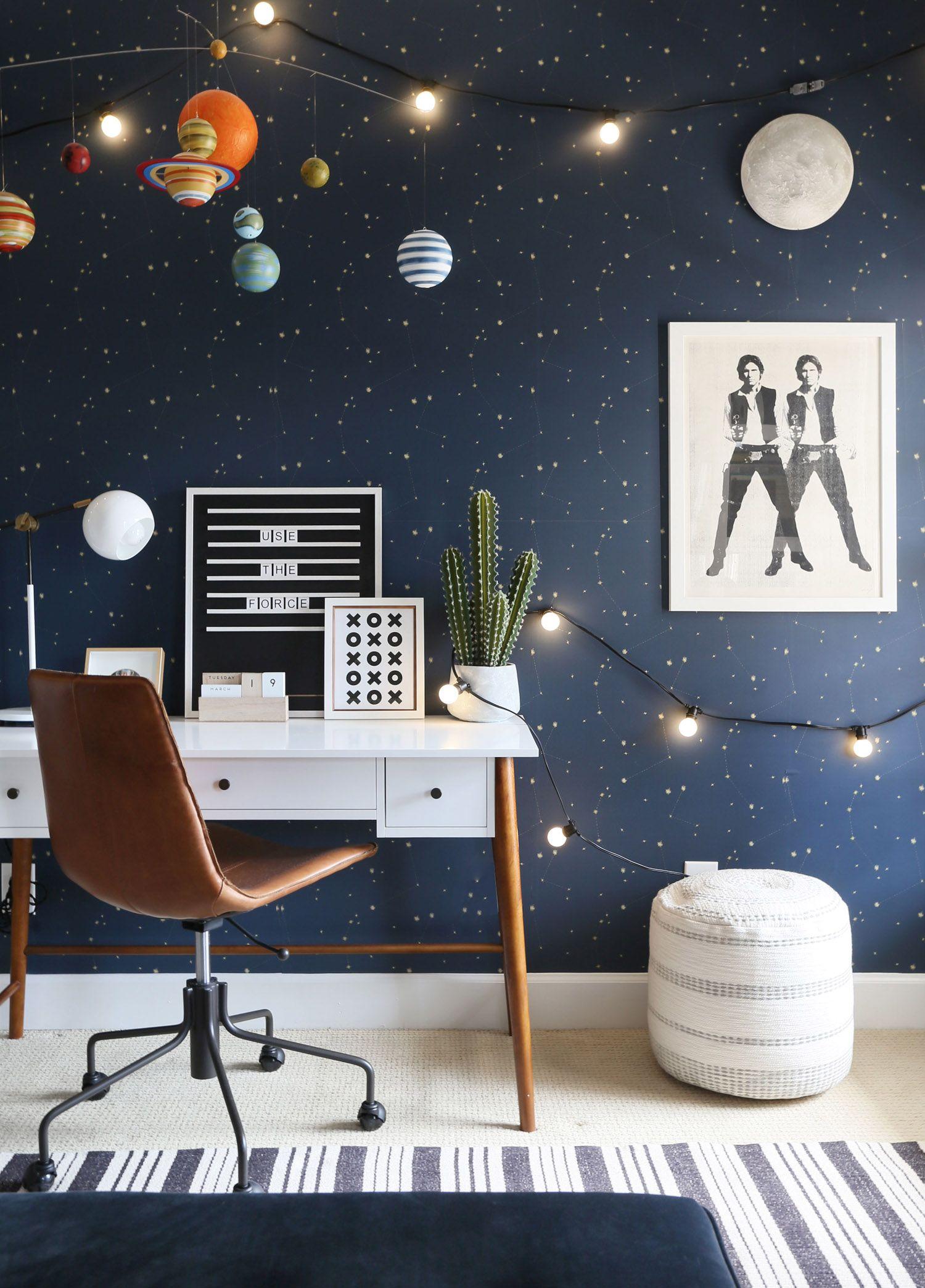 Une Chambre D Enfant Inspiree Par L Espace Decoration Chambre