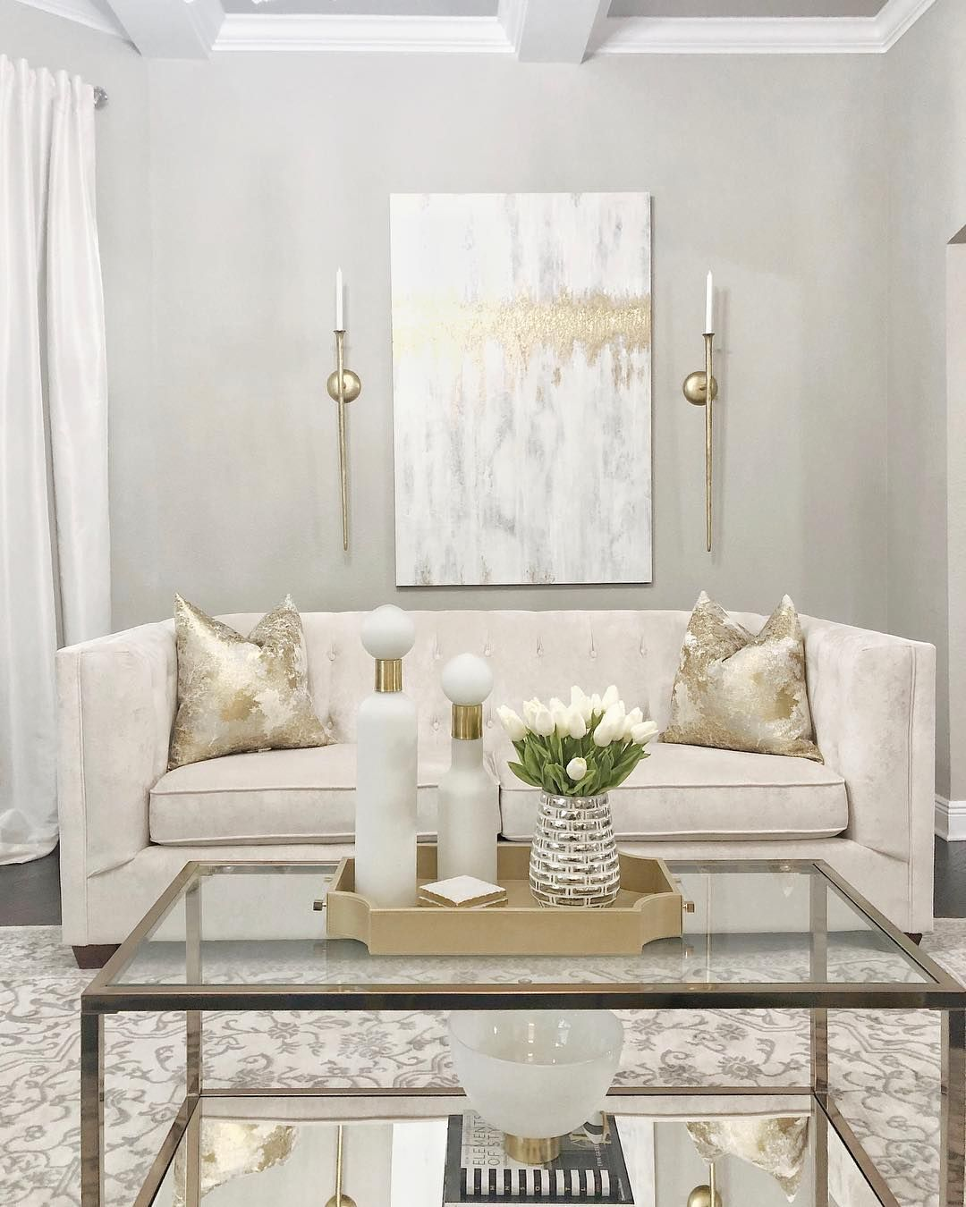 999 Best Living Room Decoration Ideas Homedecor Livingroomdecor Gold Living Room Luxury Living Room Home Living Room
