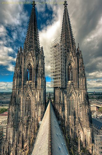 The Cathedral Cathedral Church Architecture Gothic Cathedrals