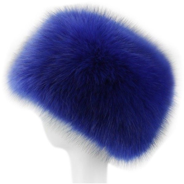 7ffcfdb7873 Dikoaina Faux Fur Cossack Russian Style Hat for Ladies Winter Hats for...  ( 13) ❤ liked on Polyvore featuring accessories