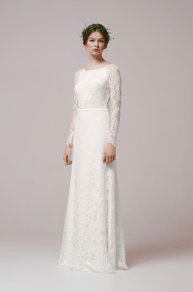 Anna Kara Kollektion 2017 Modell Jamie | White with sleeves ...
