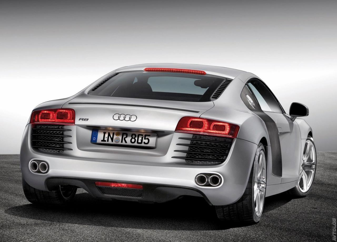 Kelebihan Audi R8 2007 Top Model Tahun Ini