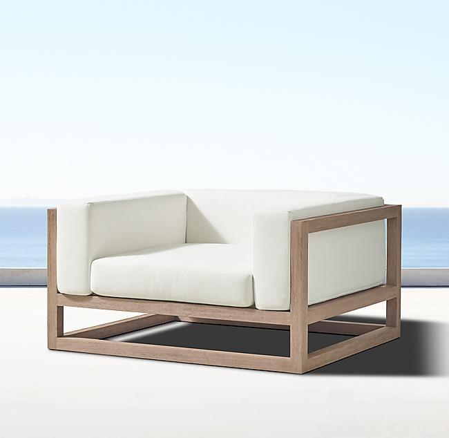 Patio Furniture Repair Charlotte Nc: Aviara Teak Lounge Chair In 2020