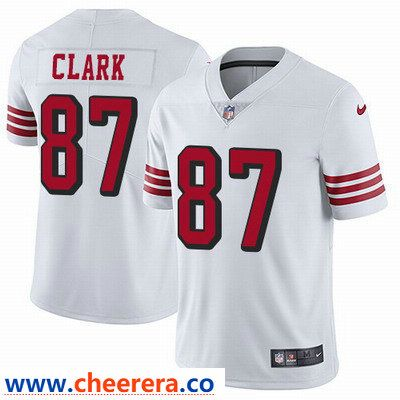 510a61e0 coupon code for deforest buckner jersey red nike t shirt nfl san ...