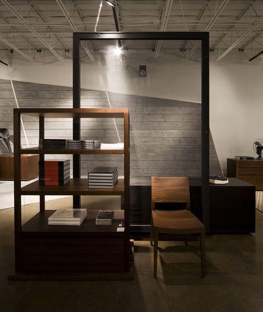 Domison Award Winning Urban Shop Interior Design By