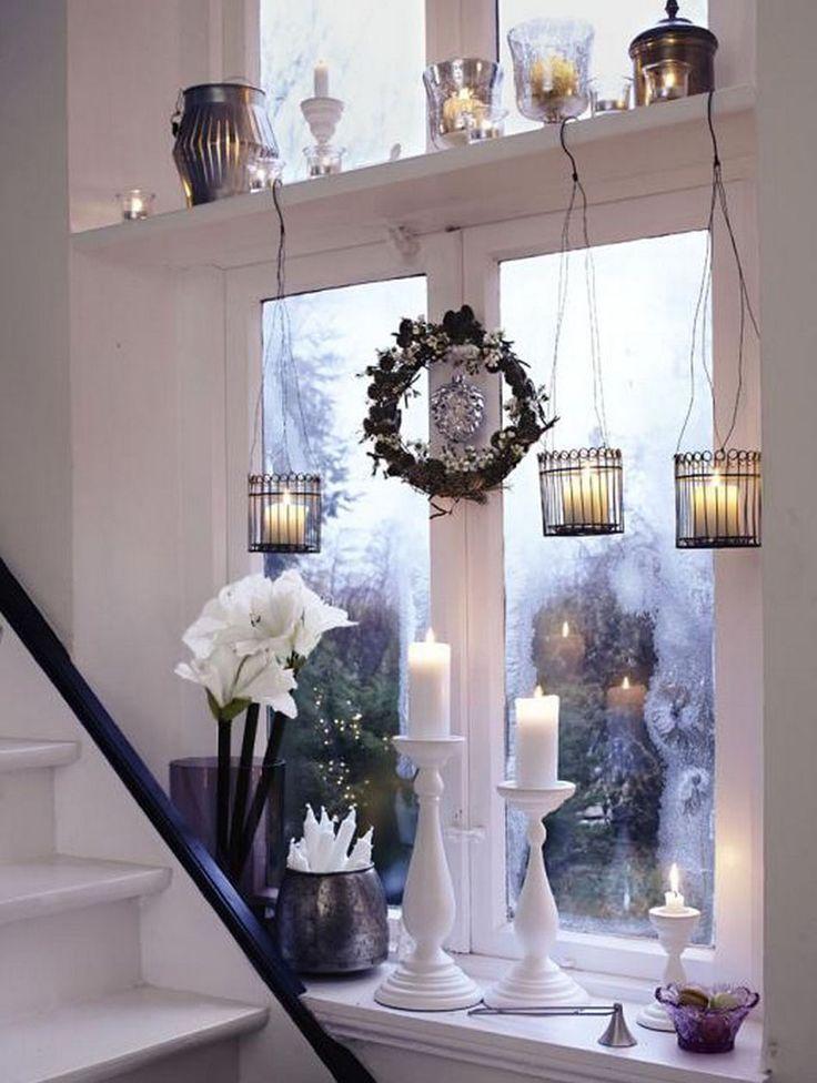 Fensterdeko hängend oder stehend: Tolle Ideen für Weihnachten – Weihnachtsdeko Ideen – ZENIDEEN