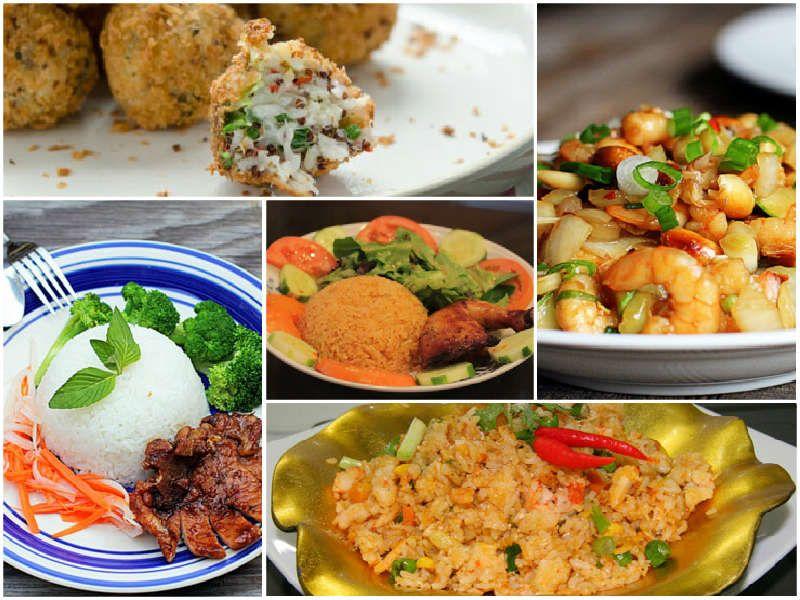 Hướng dẫn cách làm 5 món cơm ngon lạ cho bữa ăn thêm hấp dẫn - http://congthucmonngon.com/37005/huong-dan-cach-lam-5-mon-com-ngon-la-cho-bua-hap-dan.html