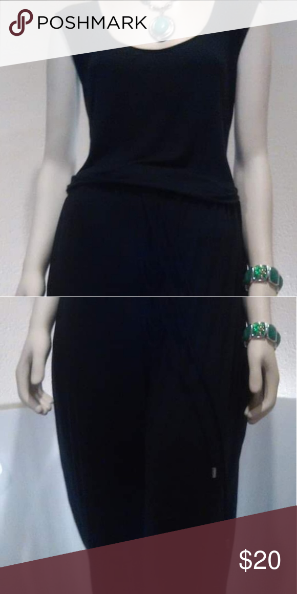 8a76ee1645b Very nice plus size jumpsuit Sexy women s black jumpsuit (pants) with  drawstring waist. The pic doesn t do this new withs tags jumpsuit justice