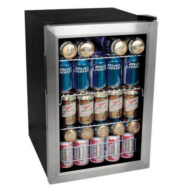 Shop Beverage Refrigerators Beer Coolers At Kegerator Com Read User Reviews Choose From A Beverage Fridge Beverage Cooler Beverage Refrigerator