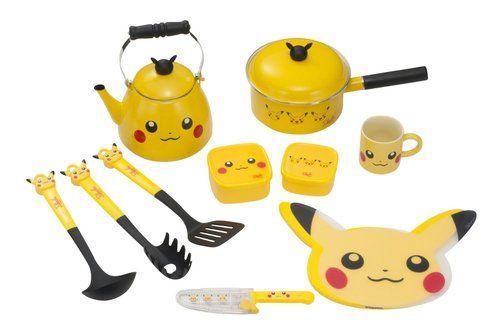 Pikachu kitchenware