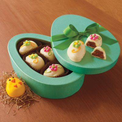 Easter chick and egg chocolate truffles easter chocolates easter chick and egg chocolate truffles easter chocolates negle Images