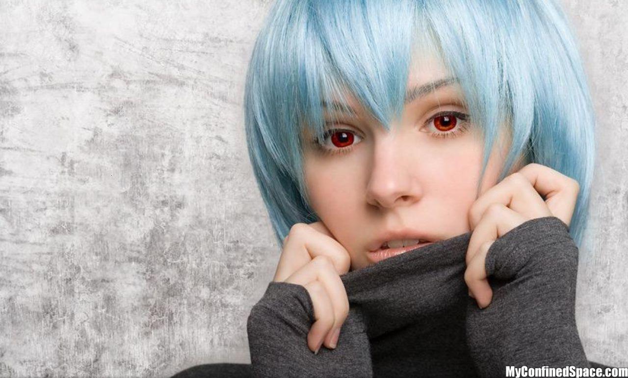 Blue hair fashionista pinterest blue hair colourful hair and eye